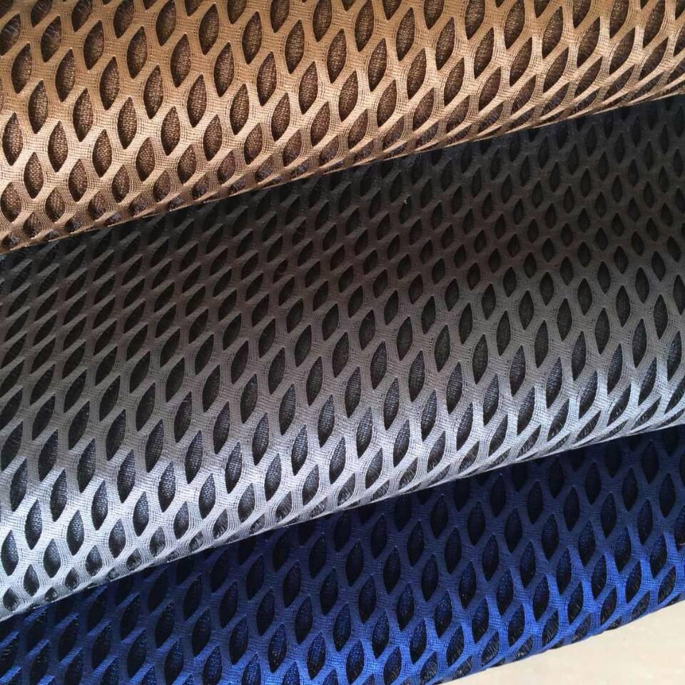 菱形3D网布