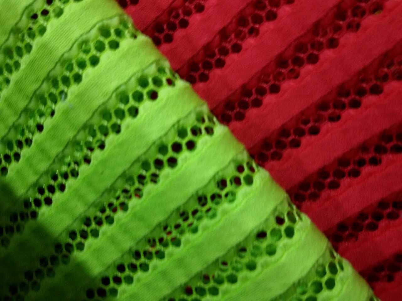 竖条三明治网布