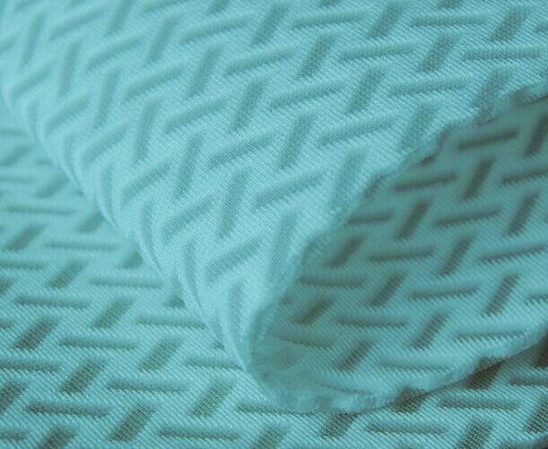 新款隐花3D罩杯空气层网布
